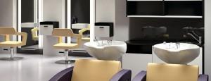 Mobiliario para peluquerías y salones de belleza